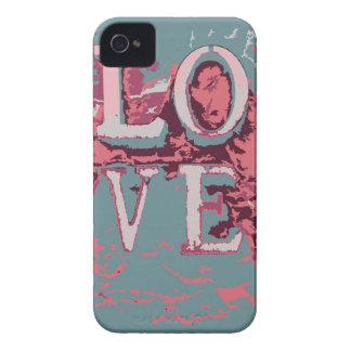 COQUE iPhone 4 L.O.V.E