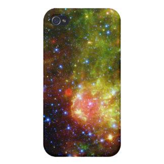 Coque iPhone 4 La mort poussiéreuse de la NASA massive d'étoile