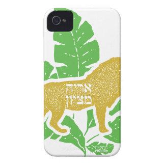 Coque iPhone 4 Lion de Zion