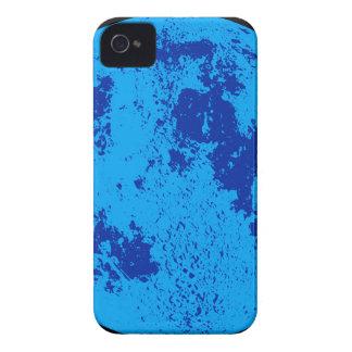 Coque iPhone 4 Lune bleue