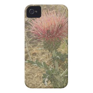 Coque iPhone 4 Mauvaise herbe envahissante de CHARDON ?