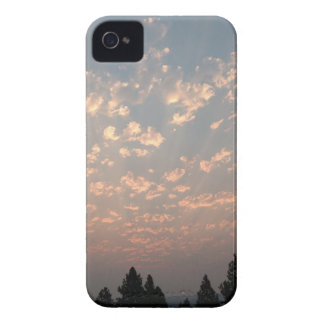 Coque iPhone 4 Messager de ciel