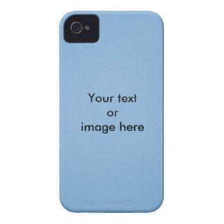 Coque iPhone 4 Modèle photo clair de ciel bleu