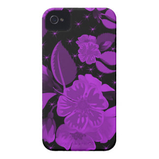 Coque iPhone 4 motif de fleur 3