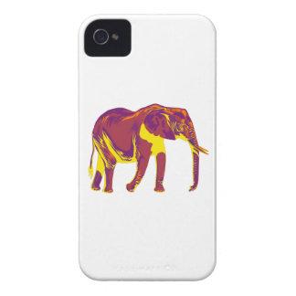 Coque iPhone 4 Mouvements d'éléphant