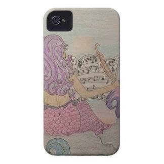 Coque iPhone 4 Musique de sirène