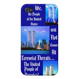 Coque iPhone 4 Nous, le peuple de l'Amérique….911