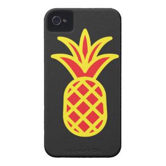 Coque iPhone 4 Pin jaune Apple dans le noir