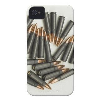 Coque iPhone 4 point creux des munitions 7.62x39mm de munitions