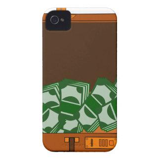 Coque iPhone 4 Serviette complètement d'argent