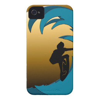 Coque iPhone 4 Surfer