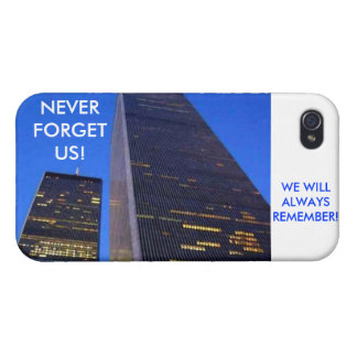 COQUE iPhone 4 TOURS JUMELLES COMMEMMORATIVE