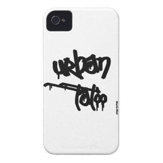 Coque iPhone 4 urban tattoo