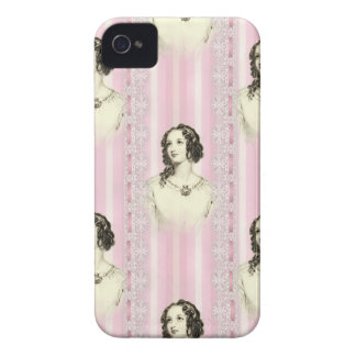 Coque iPhone 4 victorian