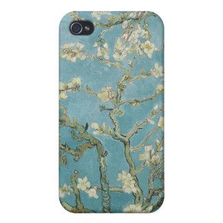 Coque iPhone 4 Vincent van Gogh, fleurs d'amande