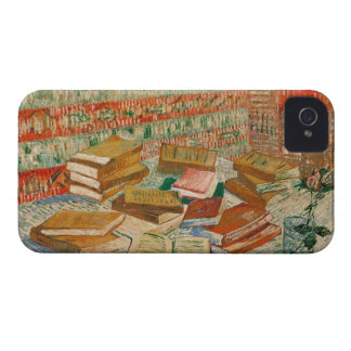 Coque iPhone 4 Vincent van Gogh | les livres jaunes, 1887