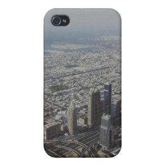 Coque iPhone 4 Vue de Burj Khalifa, Dubaï