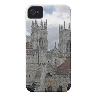 Coque iPhone 4 York Minster et barre de Bootham