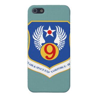 Coque iPhone 5 9ème Air et groupe de travail IRAK d'Exped de
