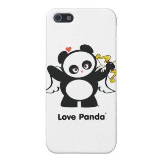 Coque iPhone 5 Amour Panda®