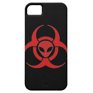 Coque iPhone 5 Biohazard étranger