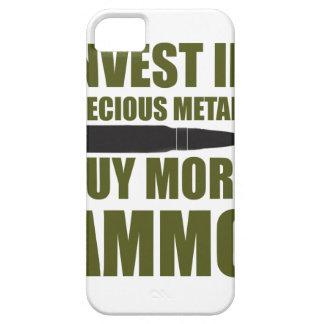 Coque iPhone 5 Case-Mate Achetez plus de munitions, les investissez en