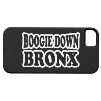 Coque iPhone 5 Case-Mate Boogie vers le bas Bronx, NYC