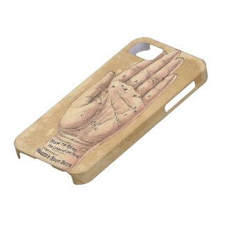 Coque iPhone 5 Case-Mate Cas de Coque-Compagnon de lecture de paume