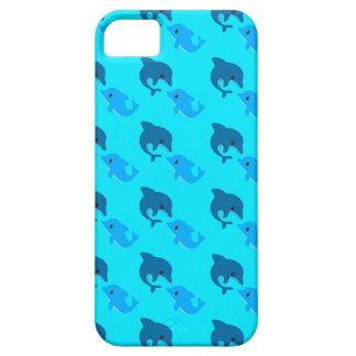 Coque iPhone 5 Case-Mate Cas de motif de dauphin