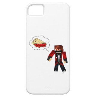 Coque iPhone 5 Case-Mate Cas élégant iPhone5 de téléphone de tarte de goûts