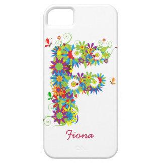 Coque iPhone 5 Case-Mate Cas floral de Coque-Compagnon de l'iPhone 5 du