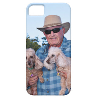 Coque iPhone 5 Case-Mate Épuisement - caniches - Romeo Remy