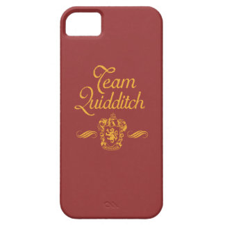 Coque iPhone 5 Case-Mate Équipe QUIDDITCH™ de Harry Potter |