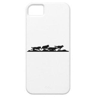Coque iPhone 5 Case-Mate Fonctionnement avec des loups