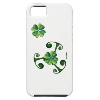 Coque iPhone 5 Case-Mate Le jour de Patrick de saint - ^Lá Fhélie Pádraig