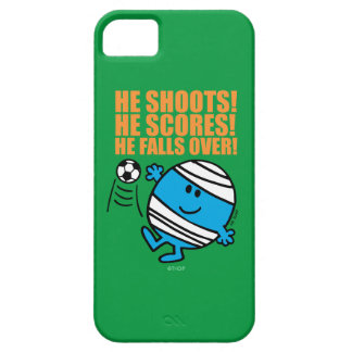 Coque iPhone 5 Case-Mate M. Bump Playing Soccer
