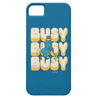 Coque iPhone 5 Case-Mate M. Busy Sweeping Quickly