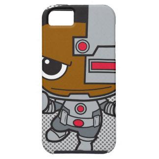 Coque iPhone 5 Case-Mate Mini cyborg