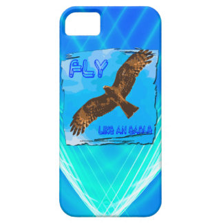 Coque iPhone 5 Case-Mate Mouche comme un cas de téléphone d'Eagle