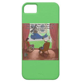 Coque iPhone 5 Case-Mate Moulins sur le cas drôle de l'iPhone 5/5S de balei