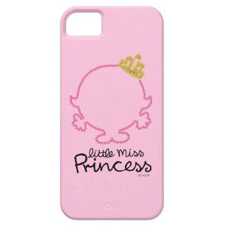 Coque iPhone 5 Case-Mate Petit visage en blanc de Mlle le princesse |