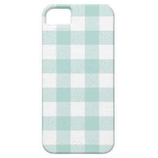 Coque iPhone 5 Case-Mate Plaid de très bon goût en bon état de contrôle de