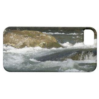 Coque iPhone 5 Case-Mate Rapide de pêche de mouche de truite à tête d'acier