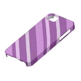 Coque iPhone 5 Case-Mate Rayure pourpre
