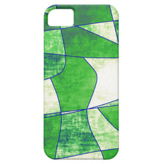 Coque iPhone 5 Case-Mate Résumé vert