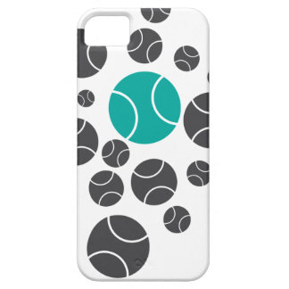Coque iPhone 5 Case-Mate Tennisballs plein d'entrain