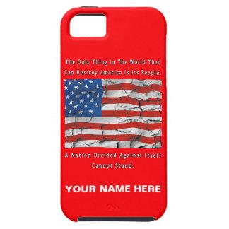 Coque iPhone 5 Case-Mate Une nation divisée