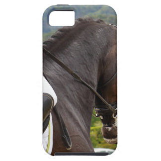 Coque iPhone 5 Cheval au Dressage