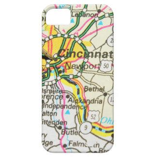 Coque iPhone 5 Cincinnati