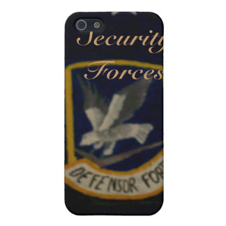 Coque iPhone 5 cinquante-cinquième Forces de sécurité